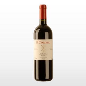 Corzano e Paterno_il corzano rosso